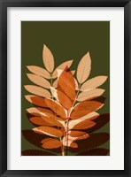 Fall Leaves 4 Framed Print
