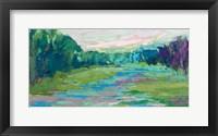 Framed Spring Fed Creek
