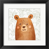 Woodland Love 3 Framed Print