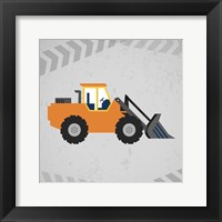 Build Great Things 1 Framed Print
