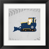 Build Great Things 3 Framed Print