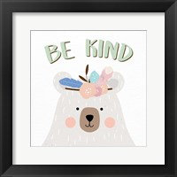 Be Silly 3 Framed Print