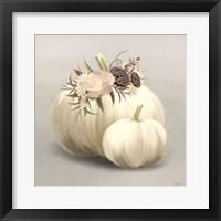 Framed Boho Pumpkins
