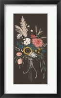 Wildflowers I Framed Print