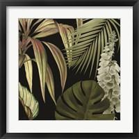 Jungle Night I Framed Print