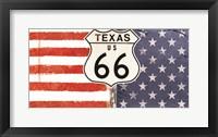 Framed America Route 66