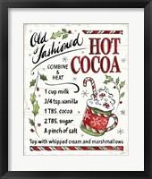 Christmas Treats VII Framed Print