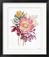 Petal Passion VI Framed Print