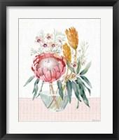 Petal Passion V Framed Print