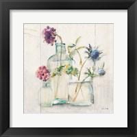 Blossoms II Light Framed Print
