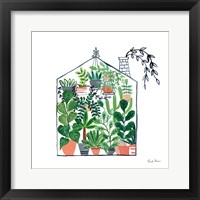 Greenhouse II Framed Print