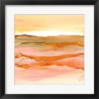 Framed Desertscape I