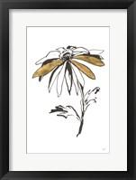 Leafed II Framed Print