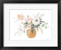 Blooms of Spring I Framed Print