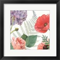 Boho Bouquet  XI Framed Print