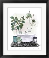 Framed Courtyard Bath No Cat Neutral
