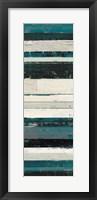 Blue Zephyr IV Framed Print