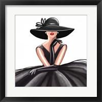 Framed Glam Gown
