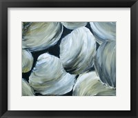 Framed Mussels