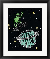 Framed Give Me Space
