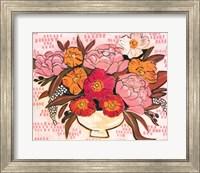 Framed Bouquet