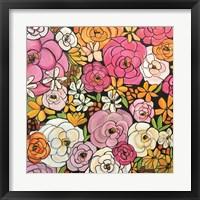 Framed Flowers 3