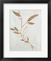 Framed Twig on White