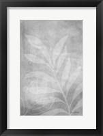 Leafy Parts No. 1 Framed Print