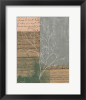 Collage I Framed Print