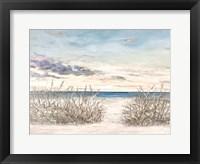 Framed Windy Beaches