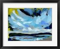 Nightfall I Framed Print