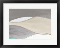 Winter Coalescence II Framed Print
