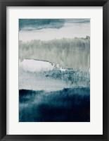 Lower Altitude II Framed Print