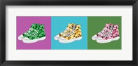 Framed Fun Fashion High Tops