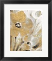 Whistling Garden I Framed Print