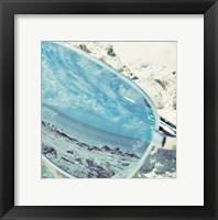 Framed By The Beach