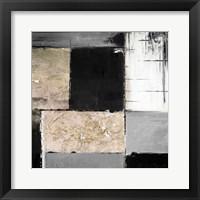 Underground II Framed Print