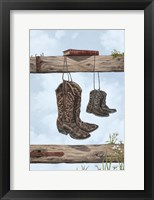 Framed Family Boots