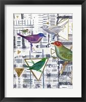 Framed Bird Intersection I