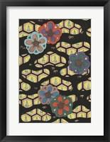 Framed Japanese Graphic Design III