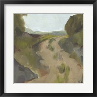 Low Country Landscape III Framed Print