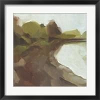 Low Country Landscape IV Framed Print