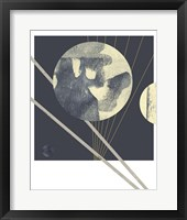 Planetary Weights I Framed Print