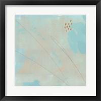 Spring Abstract I Framed Print