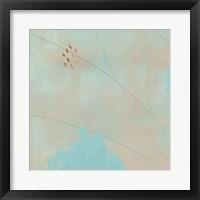 Spring Abstract II Framed Print