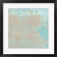 Spring Abstract III Framed Print