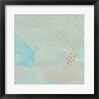 Spring Abstract IV Framed Print