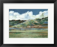 Western Sky I Framed Print