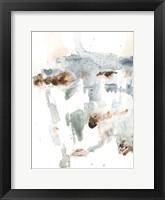 Oxide IV Framed Print