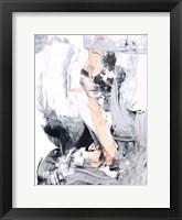 Blush Flame II Framed Print